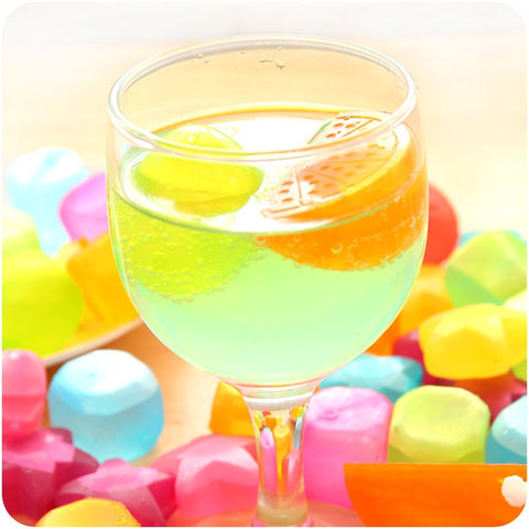 Image of Frigorific Reusable Ice Cubes (6 pieces)