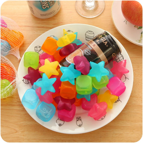 Frigorific Reusable Ice Cubes (6 pieces)