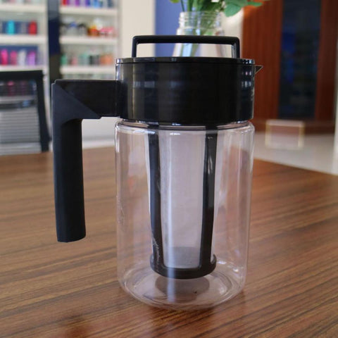Image of Hassle-Free Cold Brew Coffee Maker