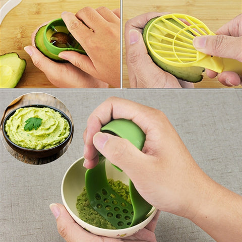 Image of EZY Avocado Slicer