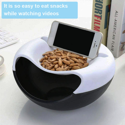 Image of Lazy Snack Bowl