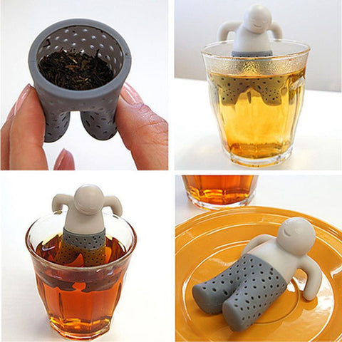 Image of Little Man Tea Infuser