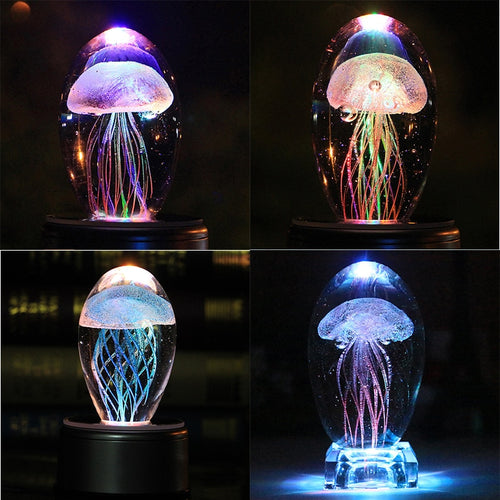 Jellyfish LED Lamp