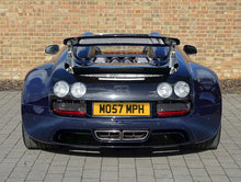 Load image into Gallery viewer, bugatti number plate