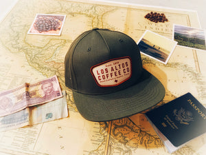 LAC Patch Hat -Green