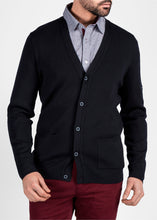 Load image into Gallery viewer, Saint James traditional Cardigan 'Guingamp' 100% New Wool