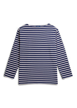 Load image into Gallery viewer, Breton Top | Guildo RA (Navy)