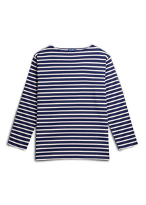 Breton Top | Guildo (Navy)