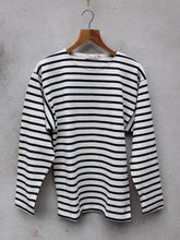Load image into Gallery viewer, Breton Top | Fairtrade (Cream)