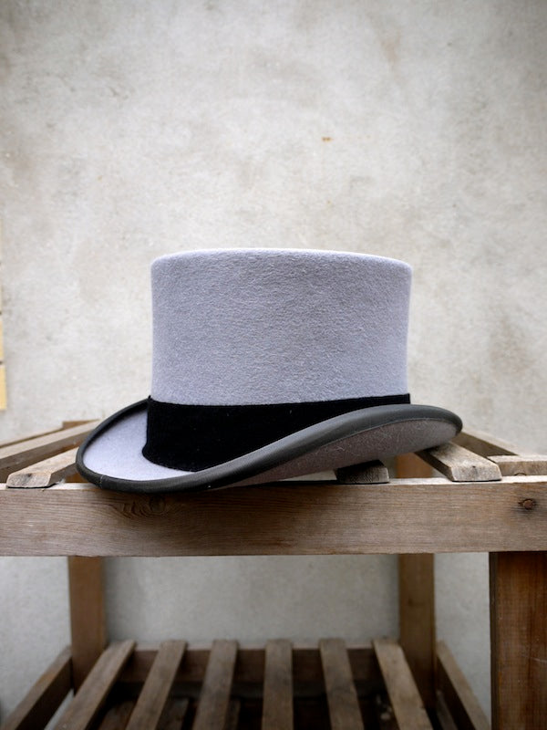 Ascot Morning Top Hat (Grey)