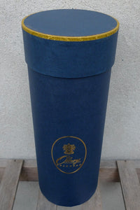 Panama Hat Tube (Blue)