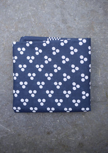 Spotted Hankerchief (Blue)