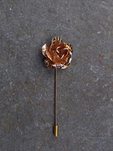 Load image into Gallery viewer, Rose Flower Lapel Pin