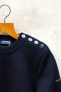 Cancale Sweater (Navy)