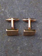 Load image into Gallery viewer, Copper Cufflinks