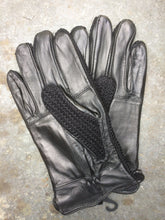 Load image into Gallery viewer, String Driving Gloves (Black)
