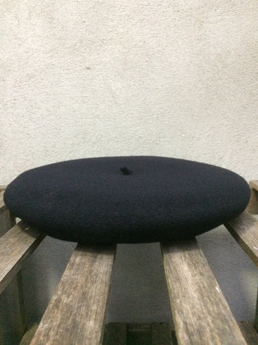 Basque Beret | Campan [10] Navy Blue /Mar-Laulhere