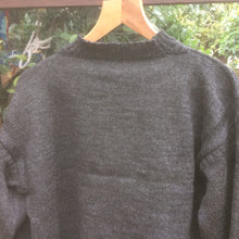 Load image into Gallery viewer, Guernsey Jumper (Charcoal Grey)