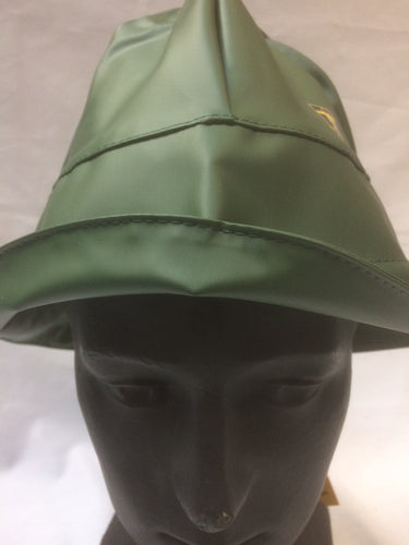 Suroit West Sou-Wester all weather Hat (Green) by Guy Cotten
