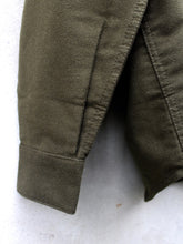 Load image into Gallery viewer, Moleskin Shirt (Olive Green)