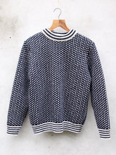 Load image into Gallery viewer, Norwegian Jumper | Island (Navy)