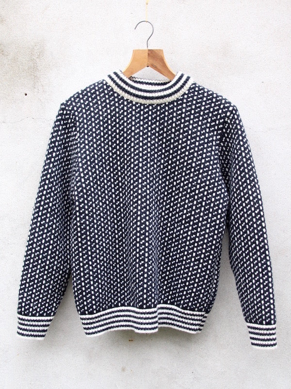 Norwegian Jumper | Island (Navy)