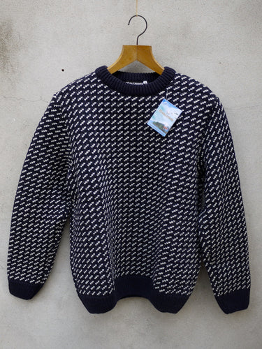 Norwegian Jumper | Svalbard (Navy)