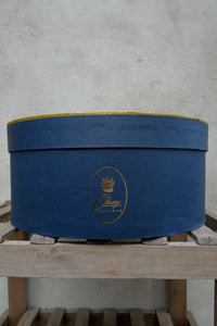 Blue Hat Box | Small