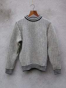 Norwegian Jumper | Island (Cream)