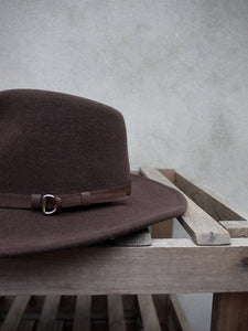 Outback Bush Hat (Brown)