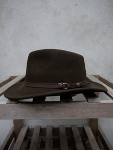 Outback Bush Hat (Olive)