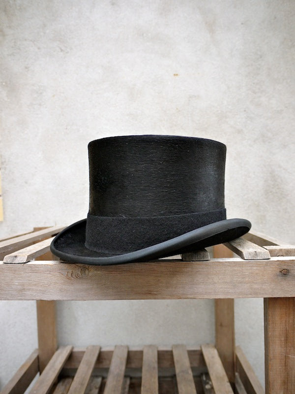 Polished Top Hat (Black)