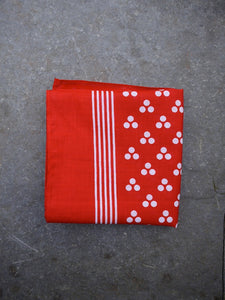 Spotted Hankerchief (Red)