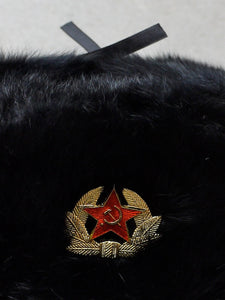 Russian Ushanka Hat