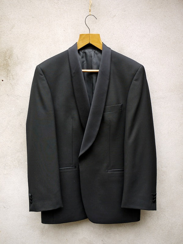Dinner Jacket | Shawl Collar