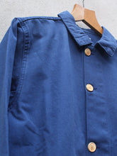 Load image into Gallery viewer, Fisherman's Jacket (Ocean Blue)