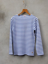Load image into Gallery viewer, Breton Top | Heritage (White)