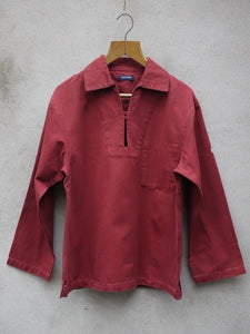 Fishermans Smock | Nemo II (Brick Red)