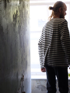 Breton Top | Fairtrade (Cream)