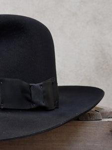 Poet Trilby Hat (Black)