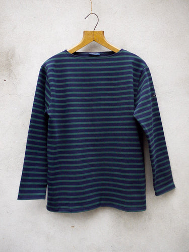 Breton Top | Guildo (Green)