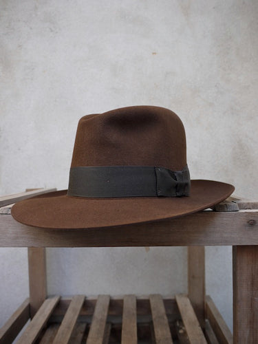 Indiana Jones Adventurer Trilby Hat