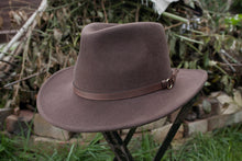Load image into Gallery viewer, Outback Bush Hat (Brown)