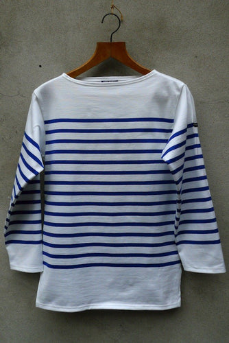 Picasso Breton Top | Naval II