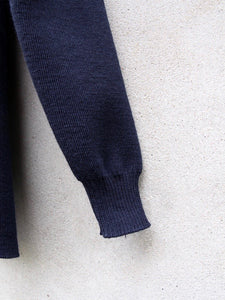 Roll Turtleneck Jumper | Roulé (Navy)
