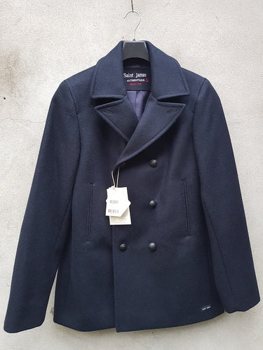 Pea Coat | Galion (Navy)