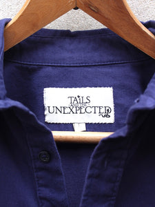Work Shirt (Navy Blue)