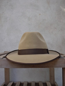 Marlborough Trilby Hat (Brown)
