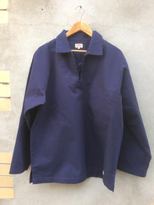 Fisherman's Smock (Sea Blue) Armor-Lux
