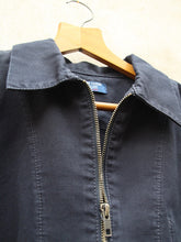 Load image into Gallery viewer, Zephyr Cotton Drill Jacket (Navy)